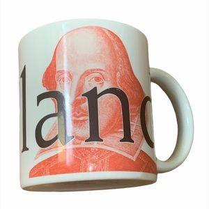Starbucks England City Mug Collector Series